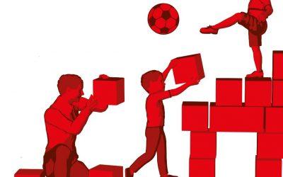 DIE SPIELEN JA NUR?! Bewegung und Entwicklung im Kindergartenalter